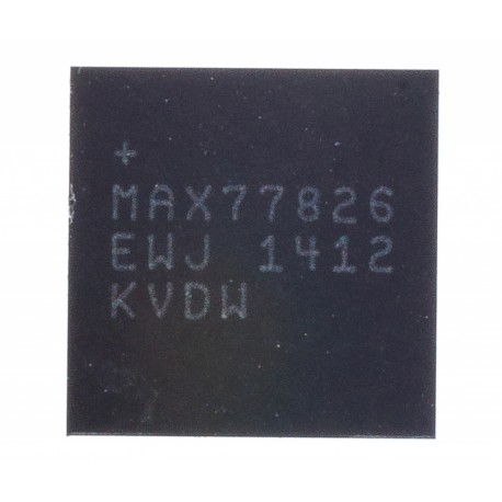 IC MAX77826 PER SAMSUNG S5 I9600 IC POWER MANAGER MAX77826 PER SAMSUNG S5 I9600 IC MAX 77826 POWER PER SAMSUNG S5