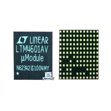 LTM4601AV  LGA LINEAR LTM4601AV  12A DC/DC