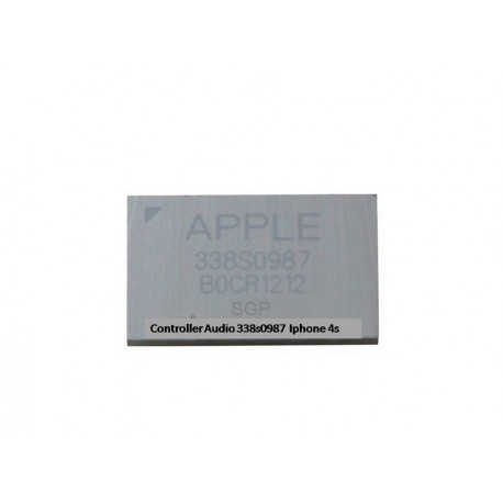 Controller Audio IC 338s0987 Apple Iphone 4 s