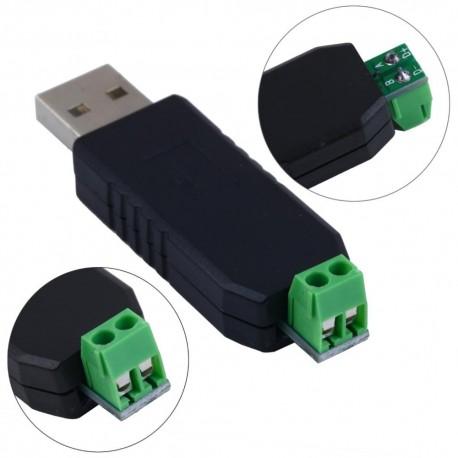 CONVERTITORE USB A RS485 ADATTATORE DA USB A RS485 485