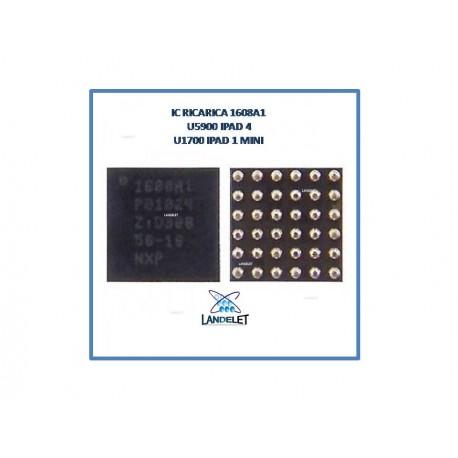 IC 1608a1 IC U5900 IPAD 4 IC 1300 IPAD 1 MINI IC RICARICA USB IPAD 4 IPAD 1 MINI