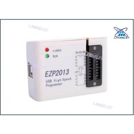 PROGRAMMATORE USB EZP2013 ALTA VELOCITA'  24 25 93 EEPROM 25 Flash BIOS