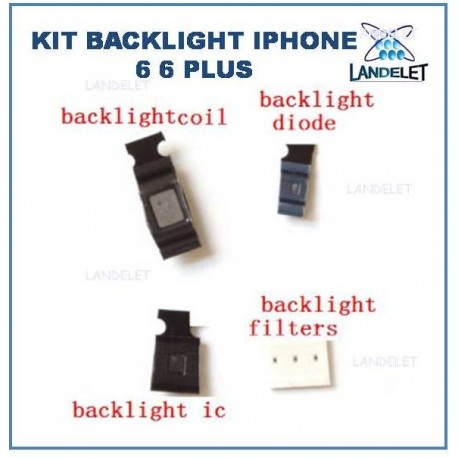 BACKLIGHT IPHONE 6 6 PLUS KIT BACKLIGHT IPHONE 6 6 PLUS