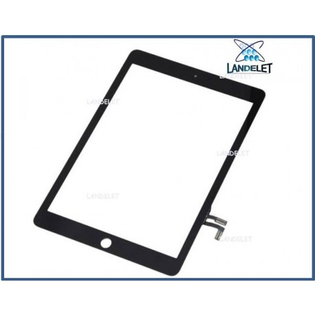 TOUCH SCREEN IPAD 5 AIR COLORE NERO