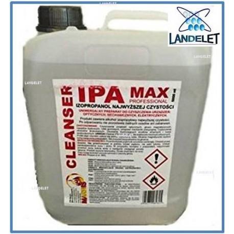 Alcool isopropilico IPA Detergente 5 Litri