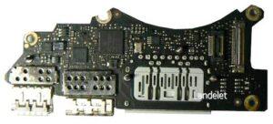 """820-3071-A I/O Board A1398 MACBOOK PRO 15"""" RETINA 2012 USB 3.0 HDMI Slot SD"""