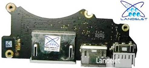 820-3071-A I/O BOARD A1398 MACBOOK PRO RETINA