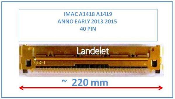 A1418-A1419-40-PIN