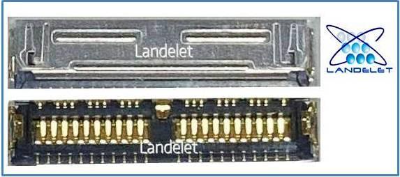 FPC LCD EDP A1534 J8300