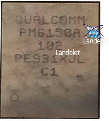 QUALCOMM PM6150A 102 SAMSUNG GALAXY A70 705F XIAOMI REDMI NOTE 7 PRO