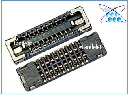 FPC 3D TOUCH SCREEN CONNETTORE 20 PIN IPHONE 11 Digitalizer