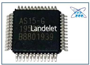 AS15-G AS15 G DRIVER LCD LG SAMSUNG PHILIPS SONY SHARP TQFP48