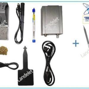 STAZIONE SALDANTE SALDATURA OSS T12-D+ 72W LEAD FREE MICRO SALDATURA SMARTPHONE