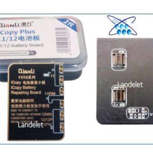 Basetta Scheda Batteria QIANLI ICOPY PLUS IPHONE 11 iphone 12 pro