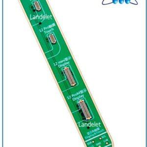 JC V1S SCHEDA LCD TOUCH IPHONE 12 12 MINI 12 PRO 12 PRO MAX LEGGE SCRIVE TRUE