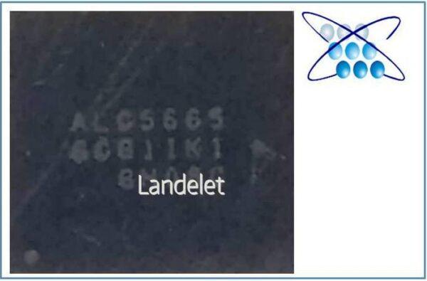 ALC5665 Codec Audio IC Samsung A50 A70 J7