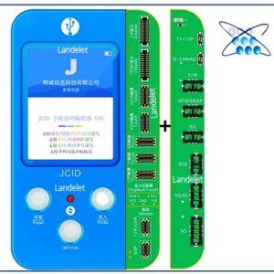 PROGRAMMATORE JC V1S LEGGE SCRIVE LCD BATTERIA FACE ID IPHONE X XS 11 12 PRO MAX